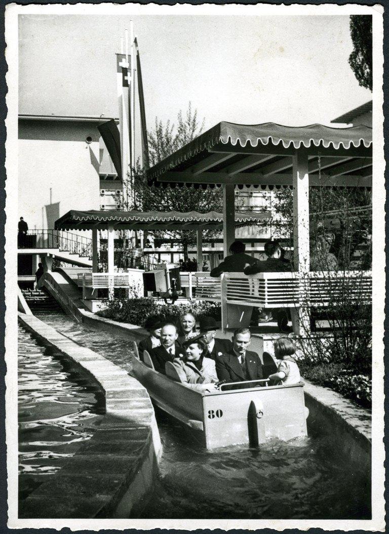 Exposition Nationale Suisse de 1939, le Schifflibach