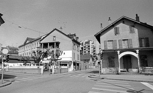 Genève, Café du Platane