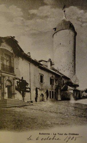 Aubonne, la Tour du Château