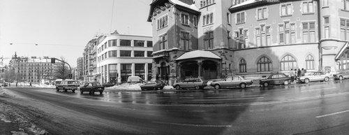 Genève, Avenue Pictet de Rochemont