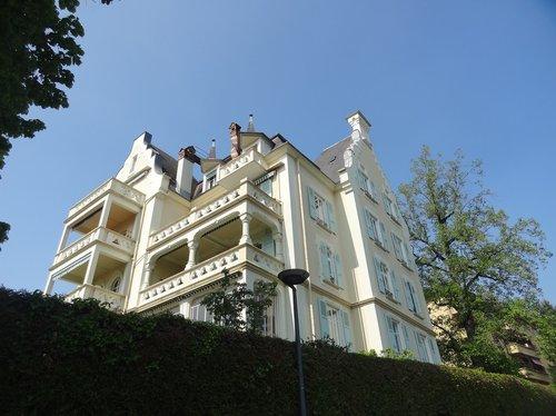 Lausanne - Château des Apennins