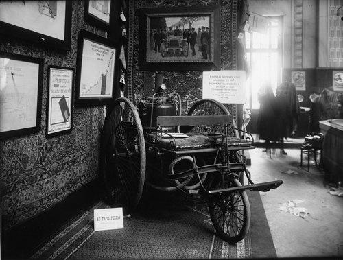 Genève - Salon de l'Automobile - 1923