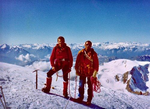 Grand Combin, 4314 mètres