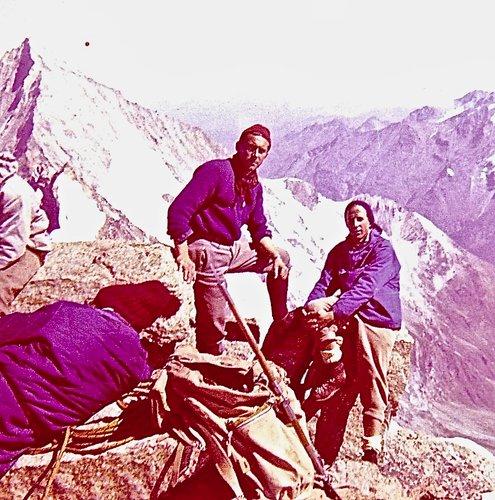 Rothorn de Zinal, 4221 mètres