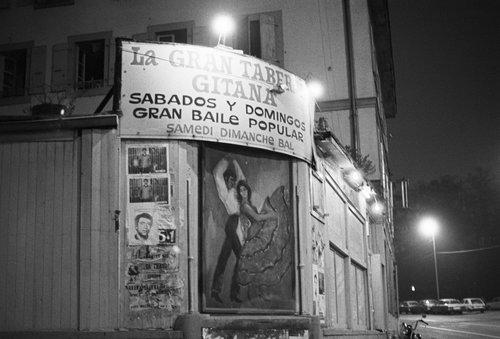 Genève, La Gran Taberna Gitana