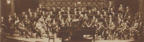 Visages de l'OSR - L'orchestre en 1931