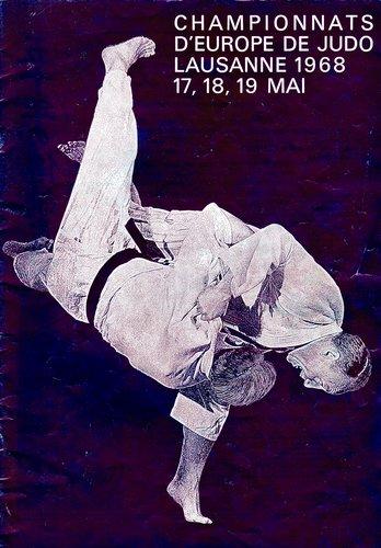 Championnats d'Europe de Judo à Lausanne