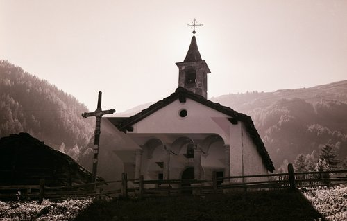 Chapelle de Lannaz