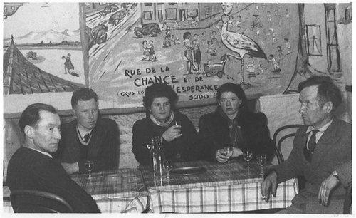 Martigny années 50