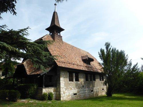 Chambésy, la chapelle des Cornillons
