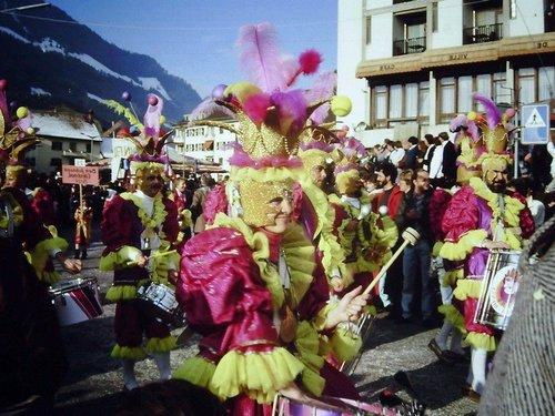 Carnaval de Broc 1989