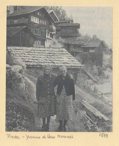 Les sœurs Monnet