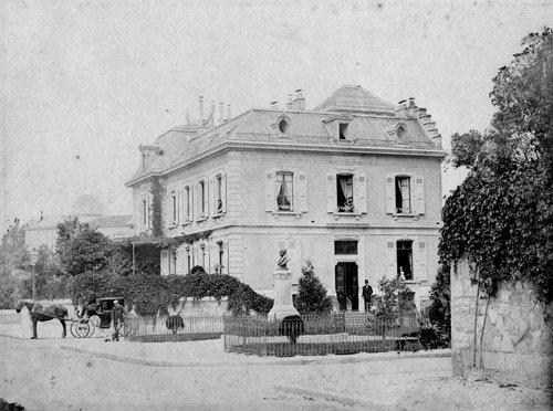 Genève - 1 rue Rodolphe-Tœpffer - Hôtel Piachaud