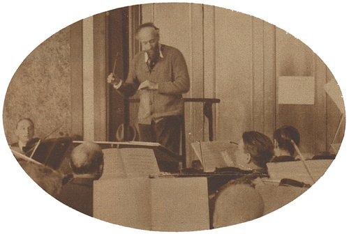Ernest ANSERMET en 1931 - 3/5