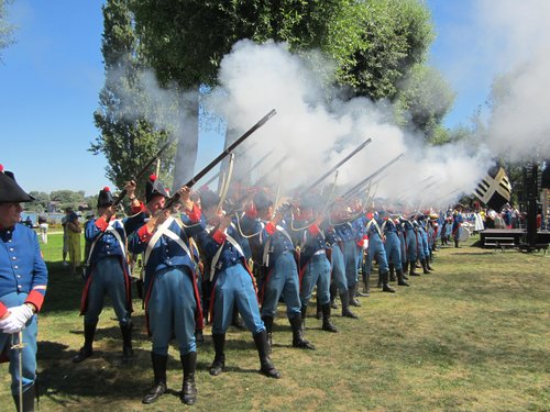 Contingent des grenadiers fribourgeois