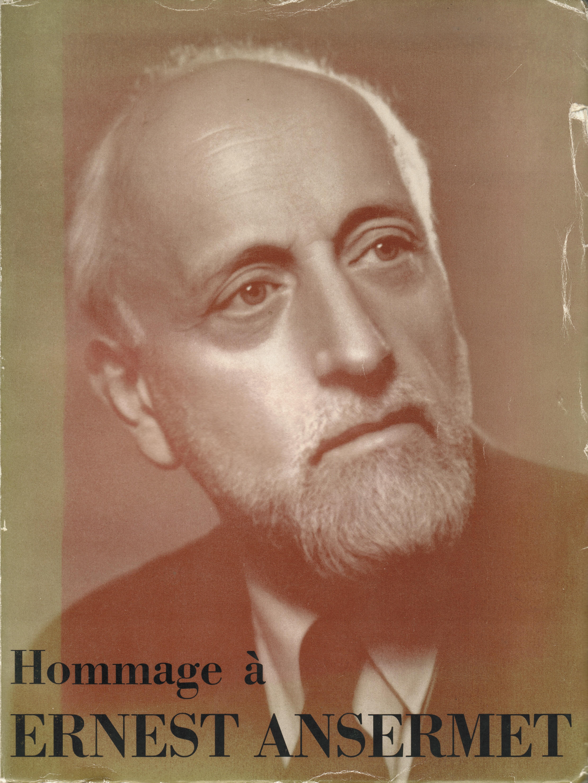 Ernest Ansermet au début des années 1940