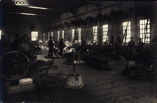 Photos d'une usine métallurgique mais ou ???