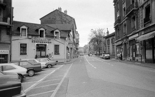 Genève, le restaurant Edouard 1er