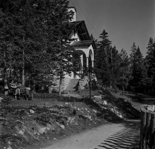 Chapelle protestante des Arolles (1935)