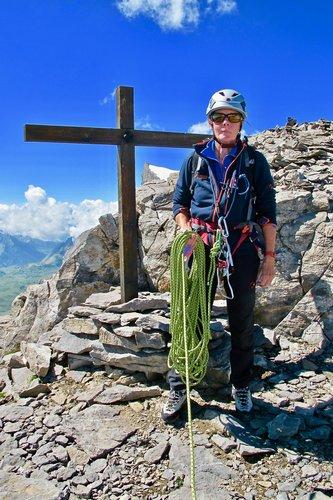 Quille du Diable, 2908 mètres