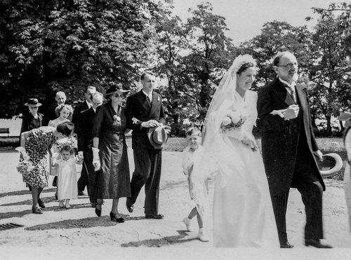 Mariage d'Eveline et de Pierre Yves Abram
