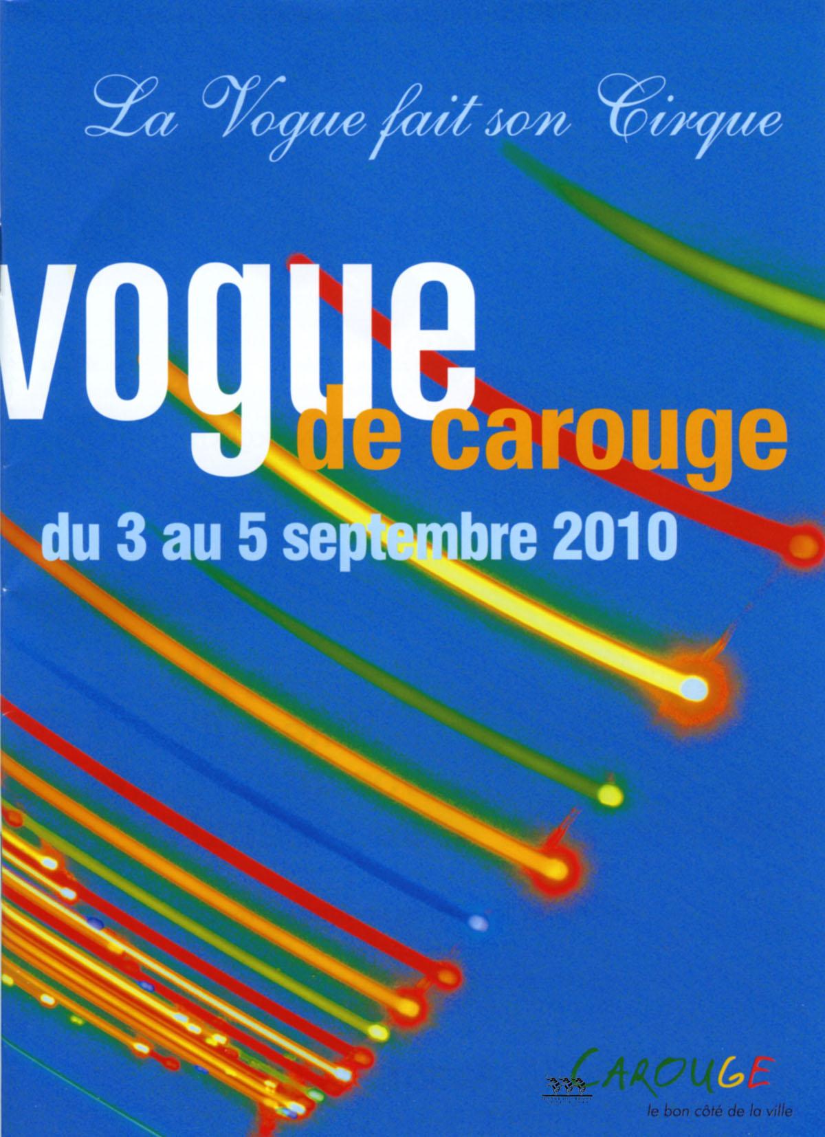Monde du Cirque Genève 2010 | Vogue de Carouge