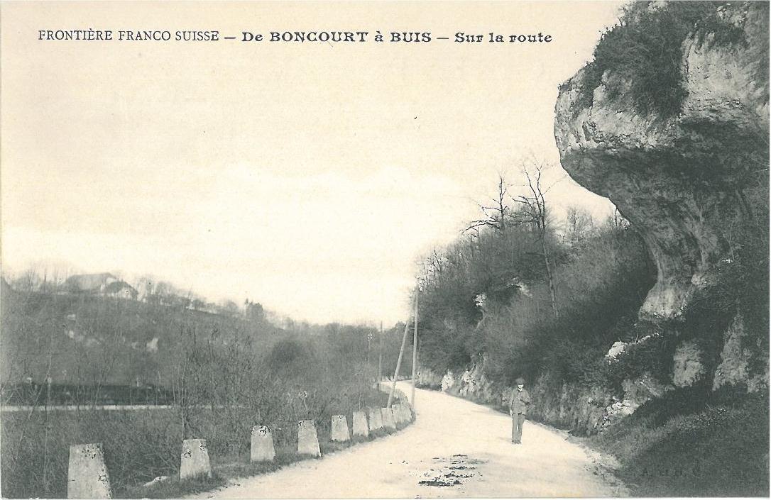 Boncourt à Buix