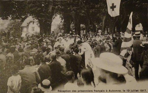 Aubonne, Croix-Rouge