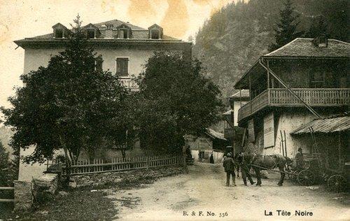 L'Hôtel de la Tête-Noire