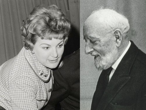W. A. Mozart, Motet KV 165, Exsultate Jubilate, Theresa STICH-RANDALL, OSR, Ernest ANSERMET, 12 septembre 1960, Athènes
