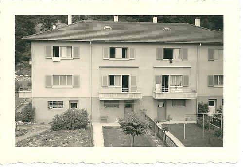 Portes-rouges, 1955