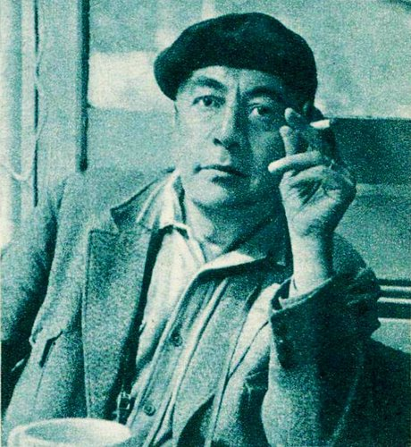 Charles CHAIX en 1947