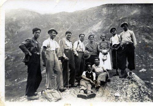 Erasme Solioz et Arthur Savioz