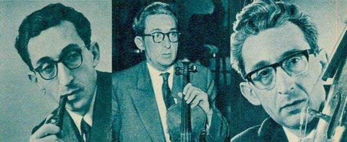 Visages de l'OSR - Lorand FENYVES, violon-solo de 1957 à 1968