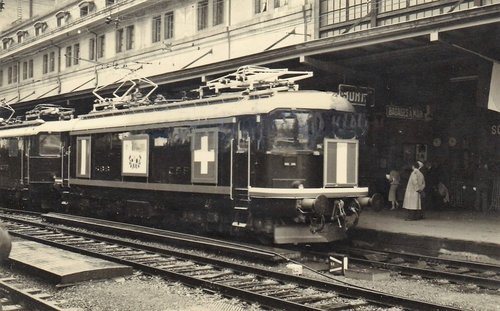50ème anniversaire de l'inauguration du tunnel du Simplon