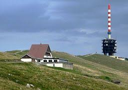 Chasseral: Hier/aujourd'hui