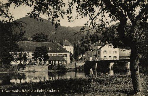 Goumois - Hôtel du Point du Jour
