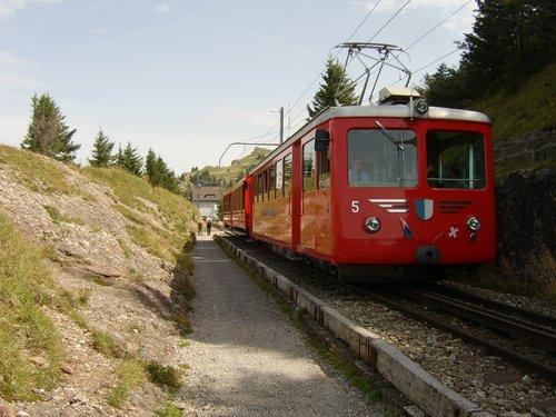 Le chemin de fer du Rigi