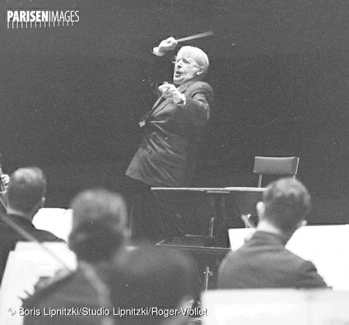 Maurice RAVEL, Daphnis et Chloë, Suite No 2, OSR, Charles MÜNCH, 1964