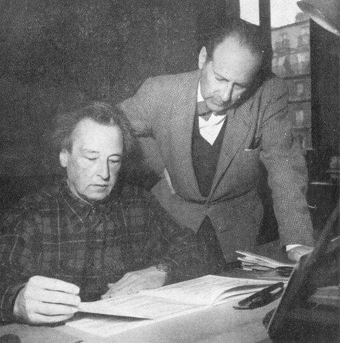 Arthur HONEGGER et Marcel DELANNOY