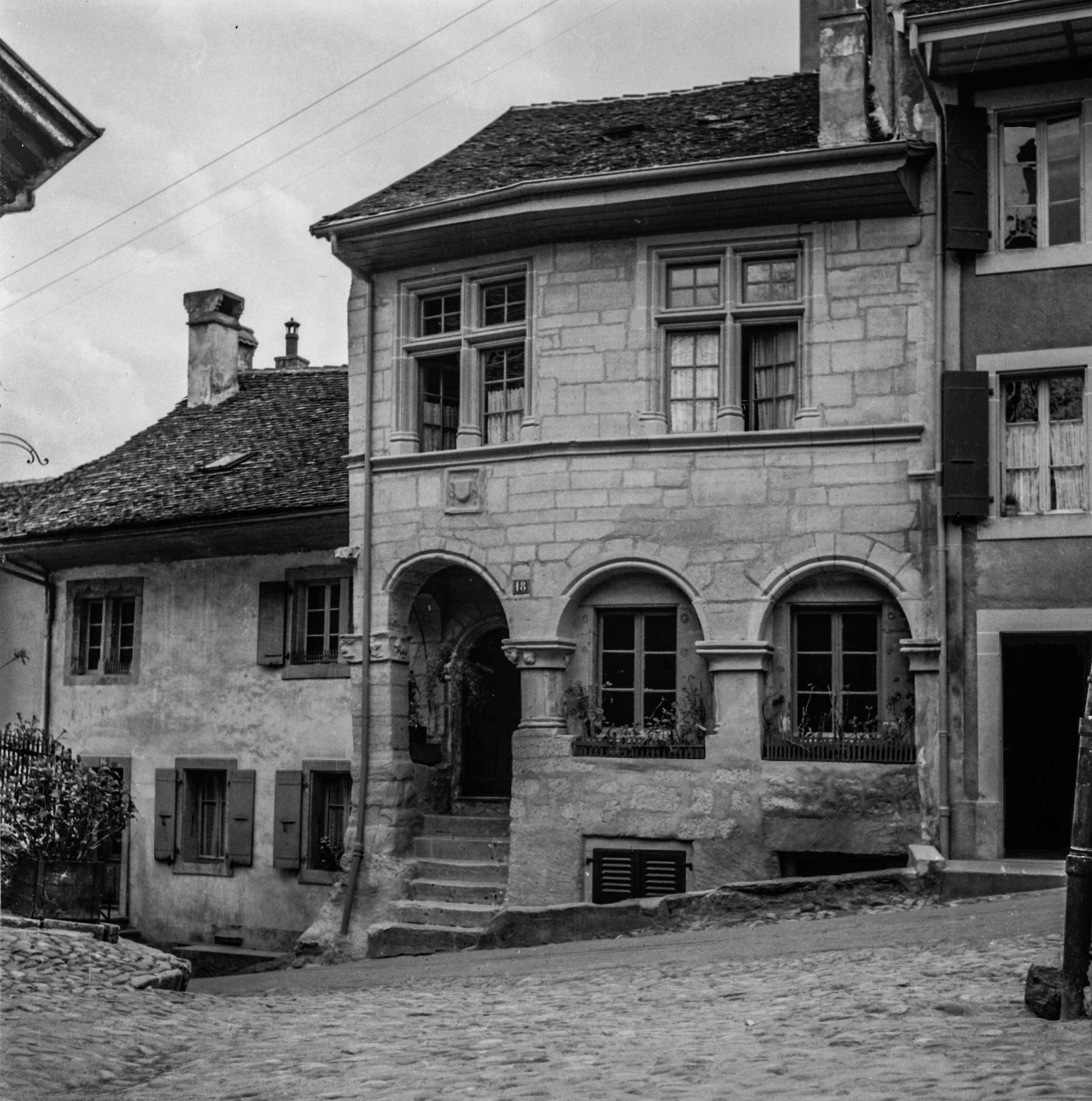 Maison des Etats de Vaud