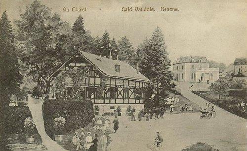 Renens Au Chalet Café Vaudois