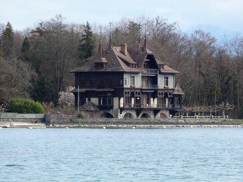 Prangins «Château de Promenthoux»