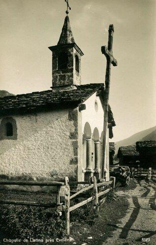 Chapelle du hameau de Lanna