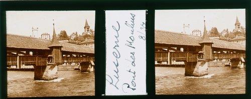 Lucerne Pont des Moulins