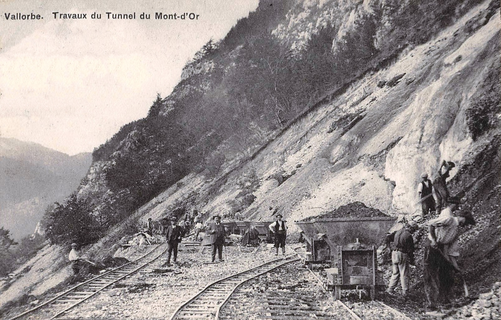 Le tunnel du Mont-d'Or : une épopée internationale