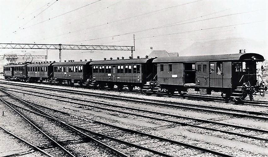 CFF premier train navette