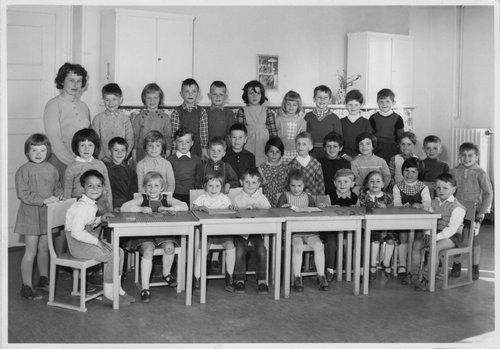Ecole de la Blécherette 1960
