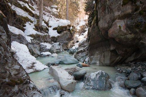 Les gorges de La Navisence (3)