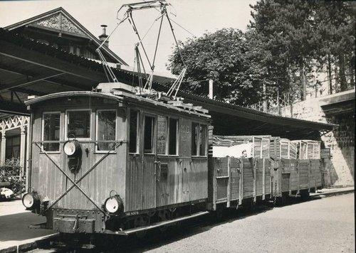 Chemin de fer Glion - Rochers de Naye